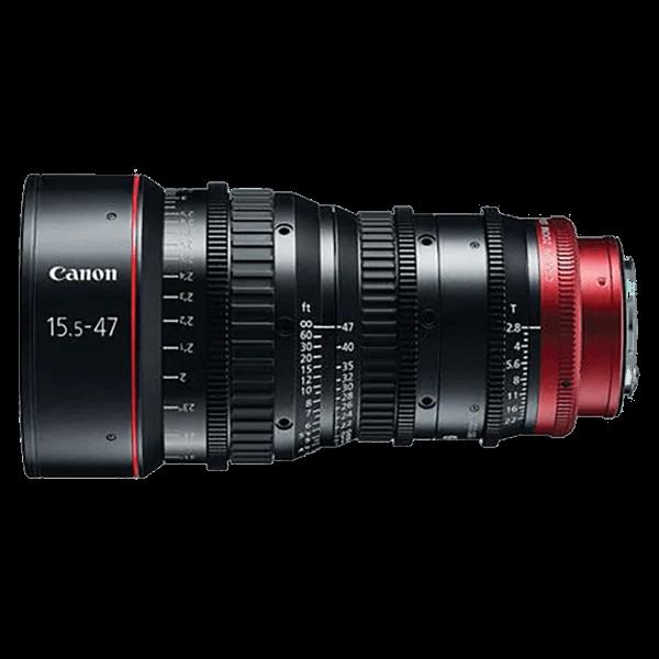 Canon 15.5-47mm