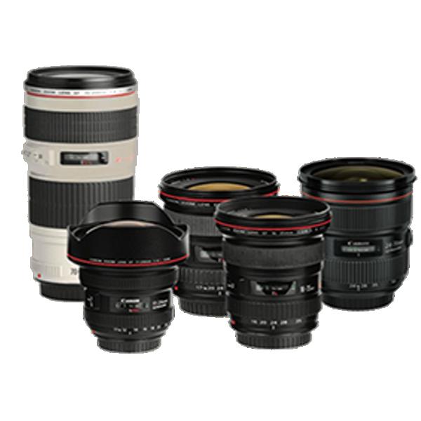 Canon Zoom Lenses