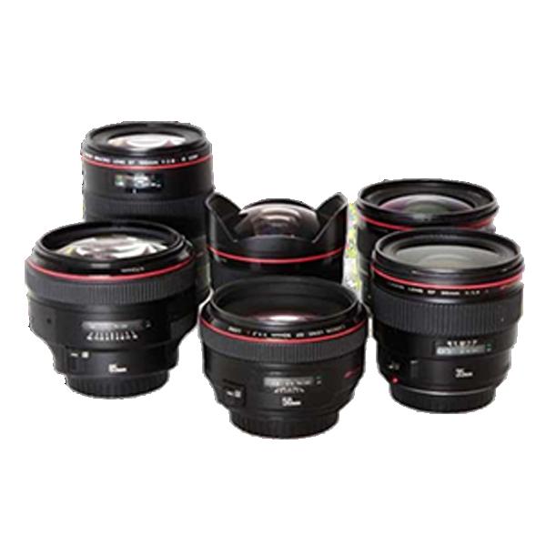 Canon Prime Lenses