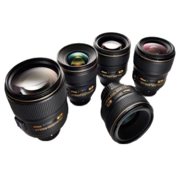 Nikon Prime Lenses